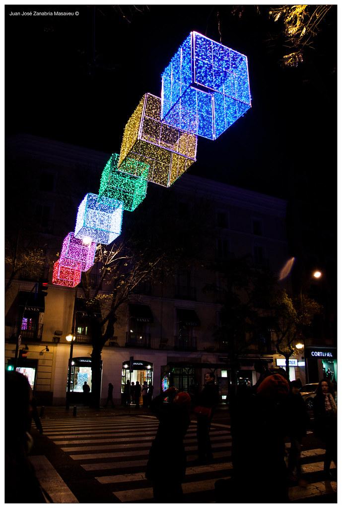 cadena de cubos