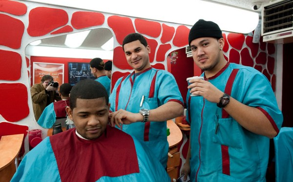 Do Edge Barbershop: Washington Heights