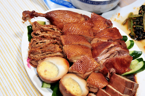 Teochew-styled Braised Duck