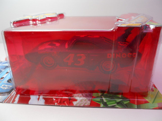 Target Exclusive Disney CARS Christmas The King Stocking Stuffer (1)