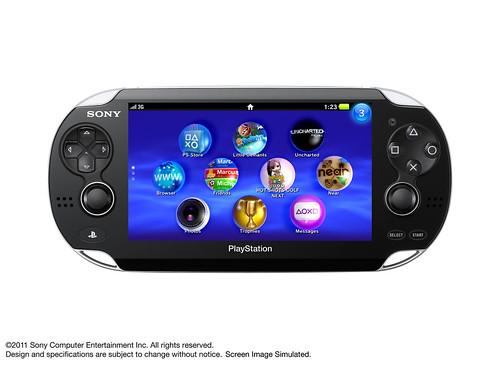 Next Generation Portable (NGP) - generasi penerus PSP