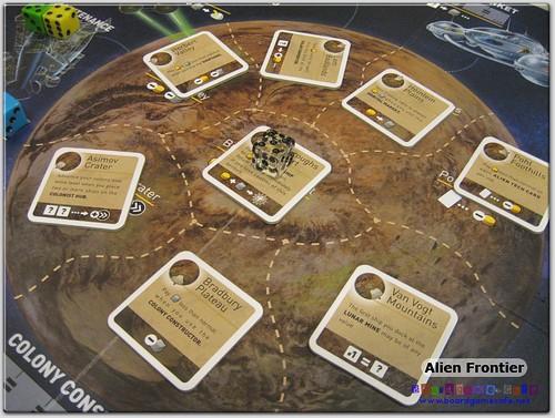 BGC Meetup - Alien Frontier