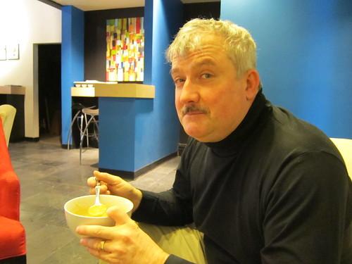 Mmm good soup