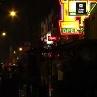 Day 36: A rainy night in Ranelagh