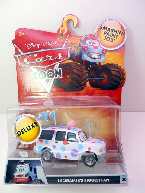 disney cars toon i-screamer's biggest fan (1)