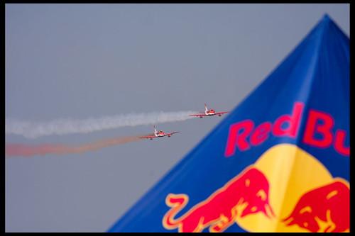Surya Kiran vs Red Bull