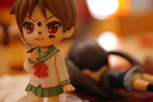 Hirasawa Ui is a true Yandere (?)