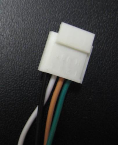 connecteur JST NH femelle