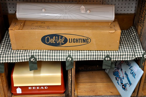 Del Val Lighting, Bread Box and Pony Tail