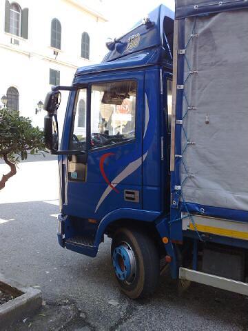 Italian Eurocargo