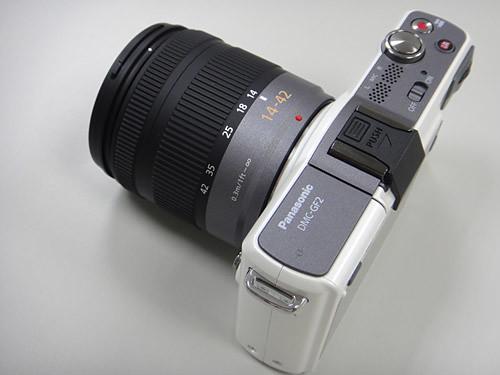 Panasonic GF2 + 14-42mm 變焦鏡