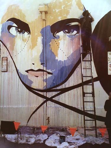 Kate Gagliardi Street Dreams / Format Mural