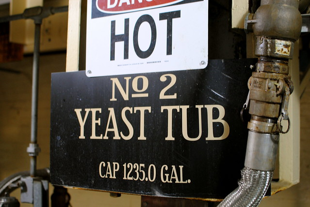 No. 2 Yeast Tub