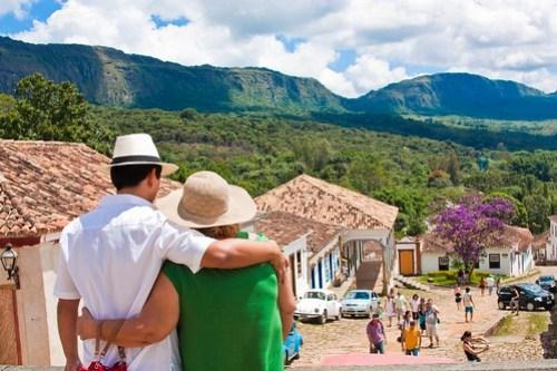 Admirando Minas Gerais