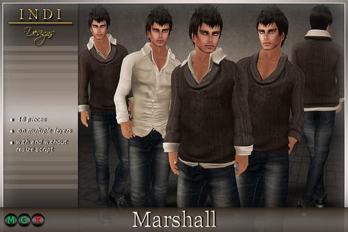 Marshall-brown