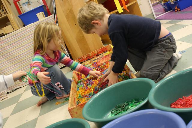 mardi gras preschool style - 4