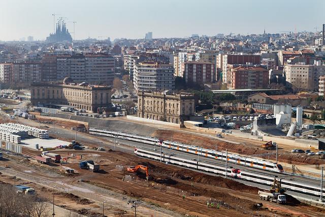 Pont del Treball - Sur Elevado - 01-02-11