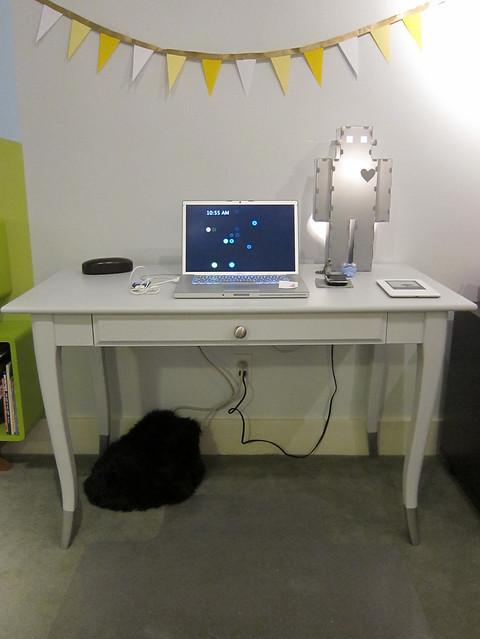 Taylor's Desk
