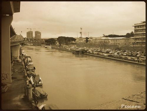 Old Pescara by [Piccola_iena]