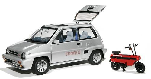 AutoArt Honda Jazz