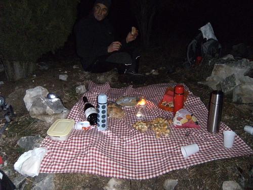 Notturna - Night trekking 20 feb 2011