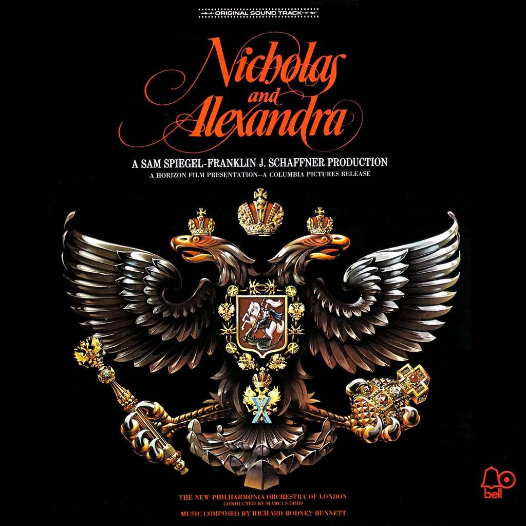 Richard Rodney Bennett - Nicholas and Alexandra
