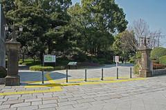 日比谷公園(有楽門)