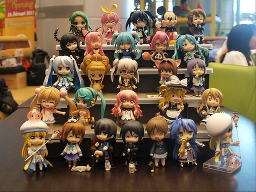 Nendoroid grand photo session