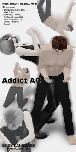 Addict AO set