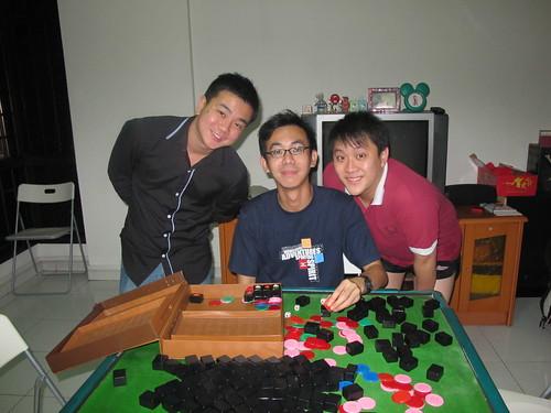 Mahjong kakis