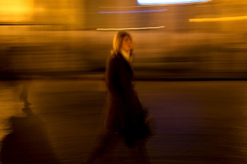 Woman in Motion by andorpro, on Flickr