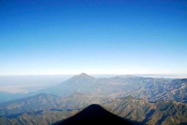 Tajumulco, el techo de América Central