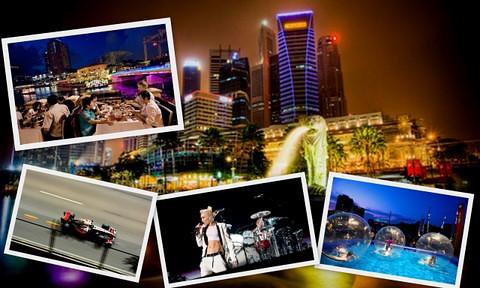 Rediscover Singapore