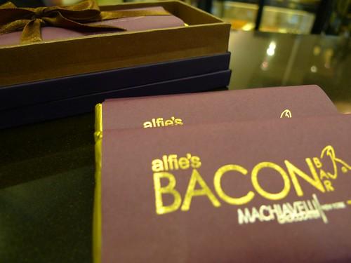 Bacon Bar by Machiavelli
