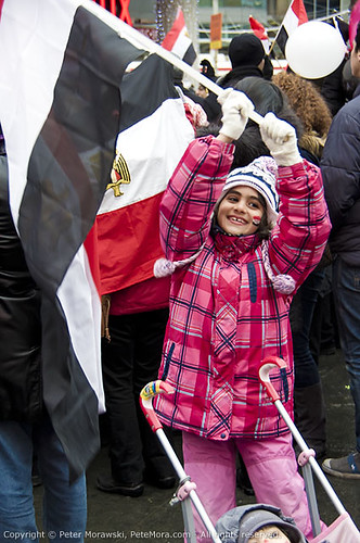 2011 Egypt Sequel: Waving Flag