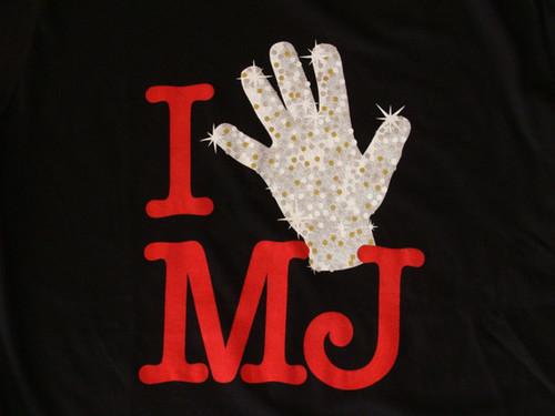 I glove mj