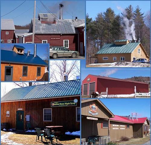 6 sugar houses