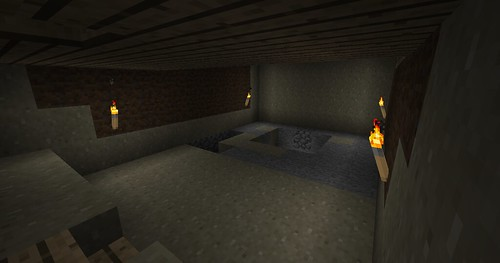 Minecraft Basement