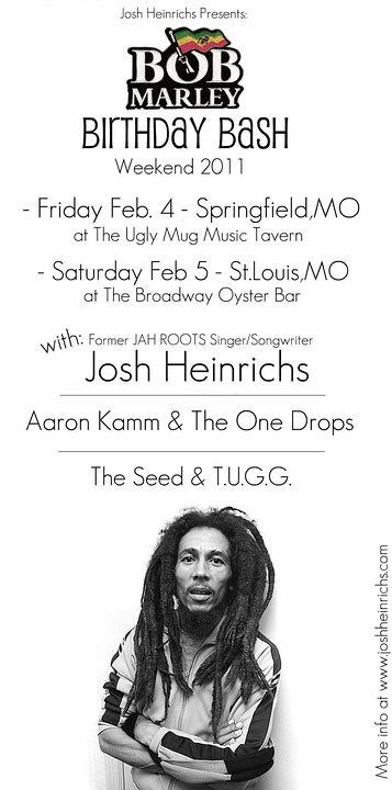 Josh Heinrichs 2-4 and 2-5-11