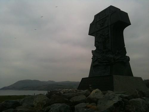 Monument to the Battle Cruiser Varyag
