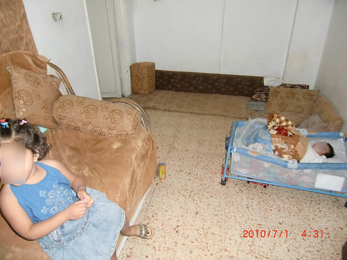 Haashir Family: Rent or Medicine or Milk?