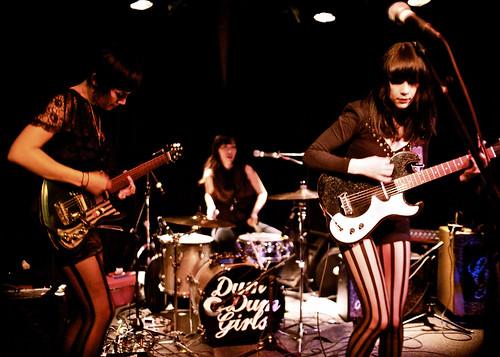 Dum Dum Girls @ The Billiken Club - 02.23.11