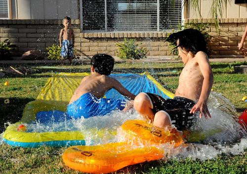 72/365 slip and slide