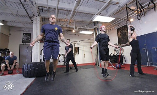Wolf Brigade Gym Members