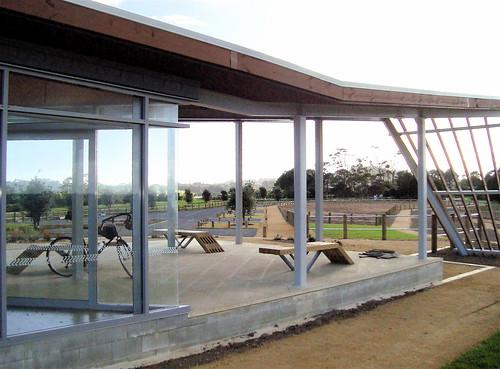 Sanders Reserve Visitors Centre & Carpark