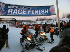 2011 Iron Dog finish