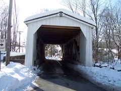 Green Sergeant's Covered Bridge