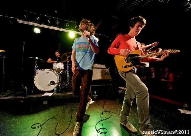 Ra Ra Riot @ The Firebird - 03.15.11