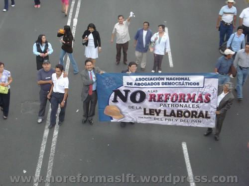 No a la reforma laboral del PRIAN00001