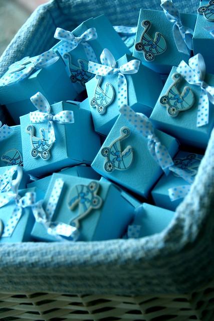 Baby Shower Çikolataları